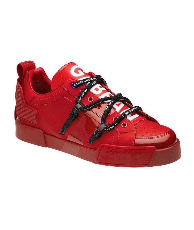 Portofino Multi-Texture Sneakers image 0