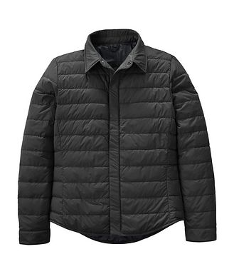 Canada Goose Veste-chemise Jackson, collection Black Label
