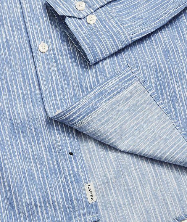 Rogan Printed Cotton Shirt picture 4