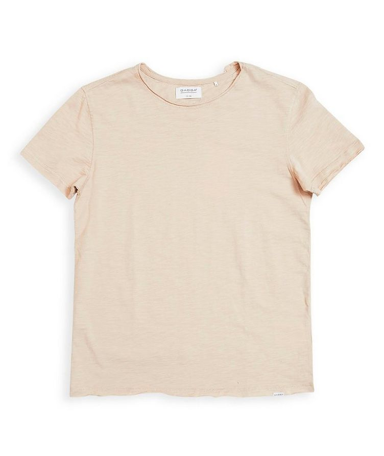 Konrad Cotton-Slub T-Shirt image 0