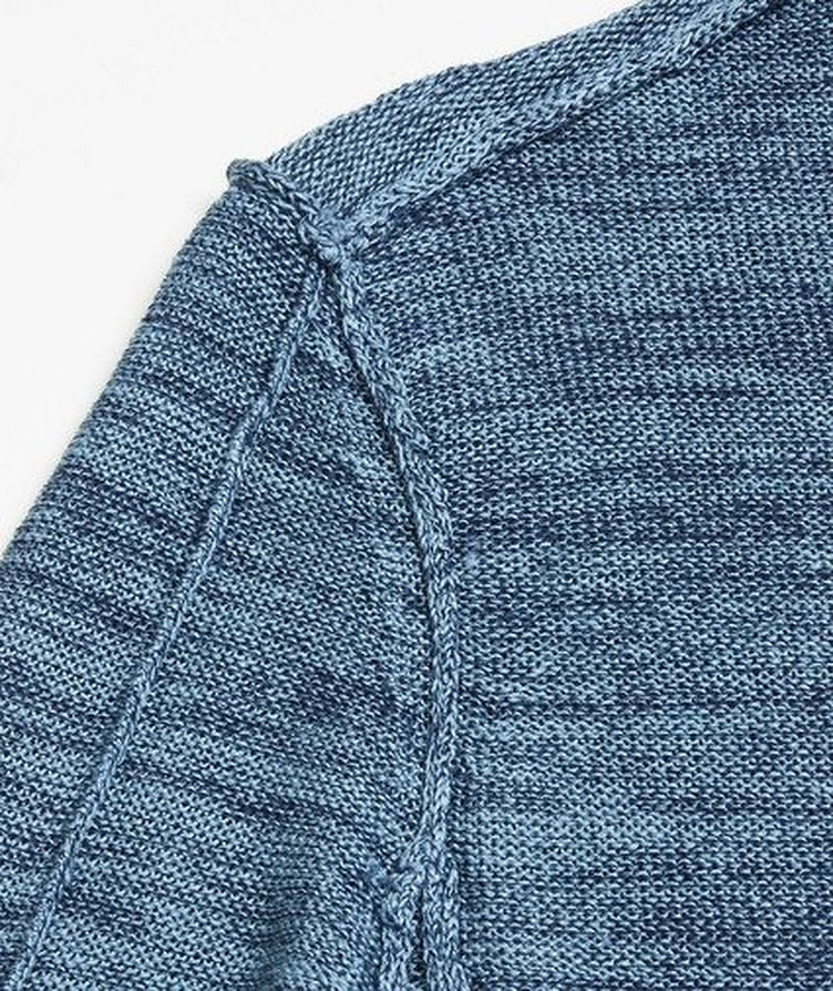 Liam Linen Sweater image 3