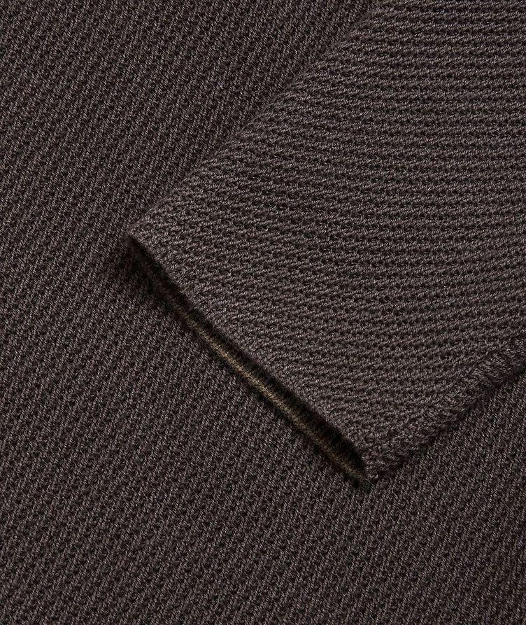Newlyn Waffle-Knit Sweater image 3