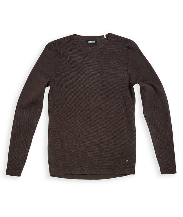 Newlyn Waffle-Knit Sweater picture 1