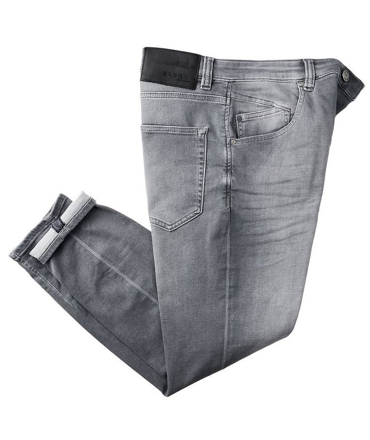 Alex Straight Tapered Jeans image 0
