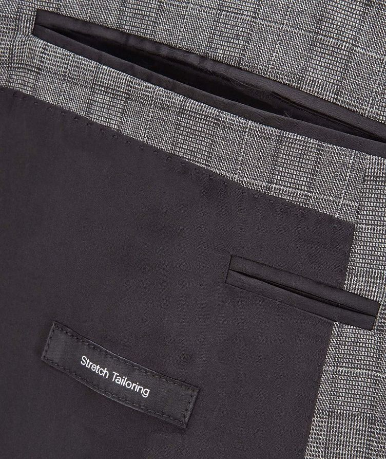 Helward5/Genius5 Checked Suit image 1