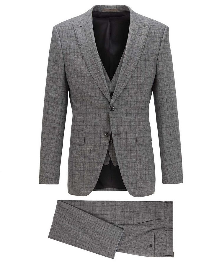 Helward5/Genius5 Checked Suit image 0