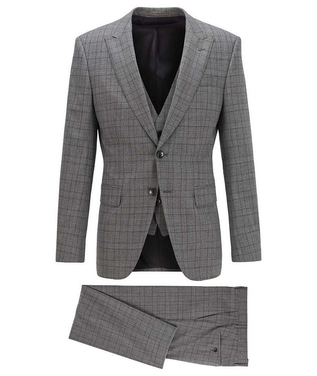 Helward5/Genius5 Checked Suit picture 1