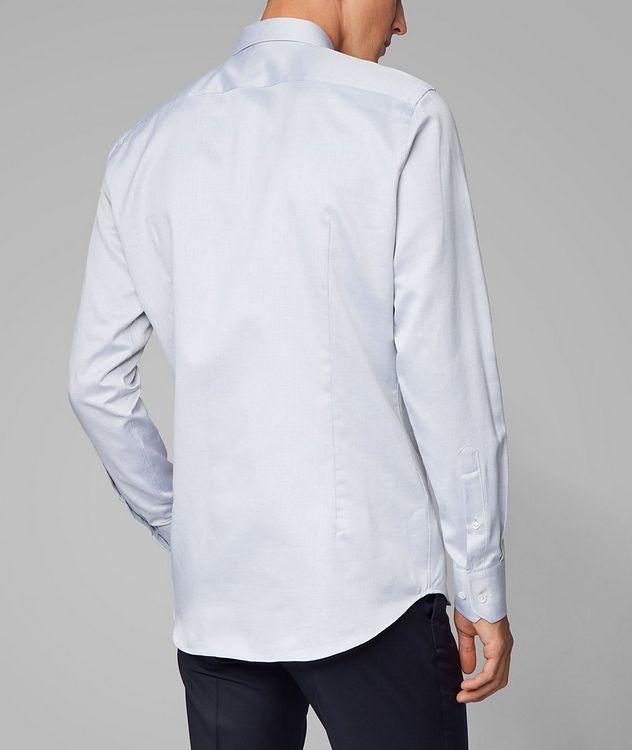 Slim Fit Printed Dress Shirt picture 3