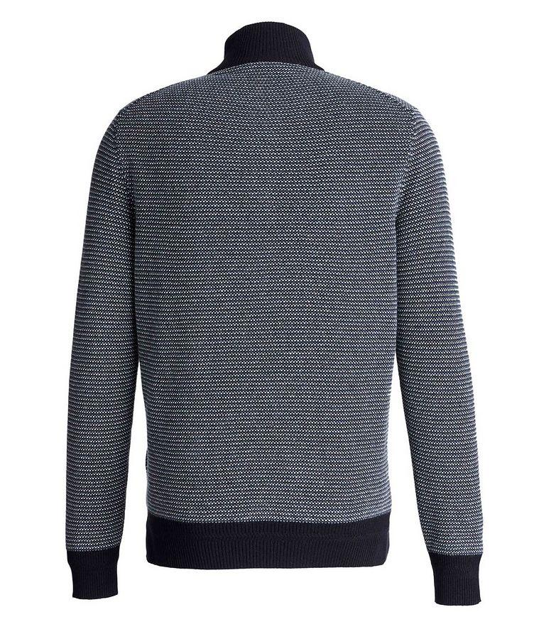 Striped Cashmere Sweater image 1