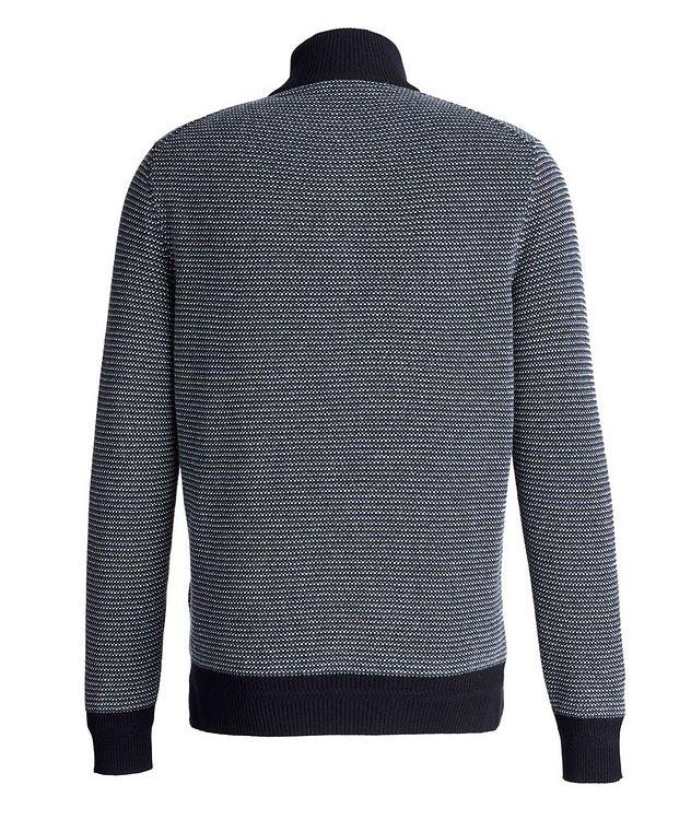 Striped Cashmere Sweater picture 2