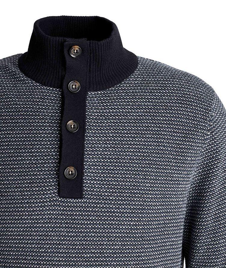 Striped Cashmere Sweater image 2