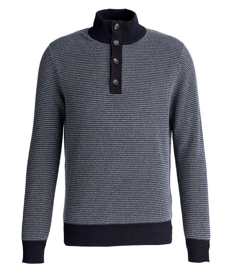 Striped Cashmere Sweater image 0