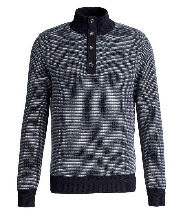 Striped Cashmere Sweater picture 1