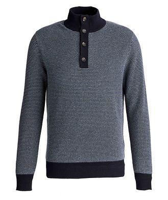 Loro Piana Striped Cashmere Sweater