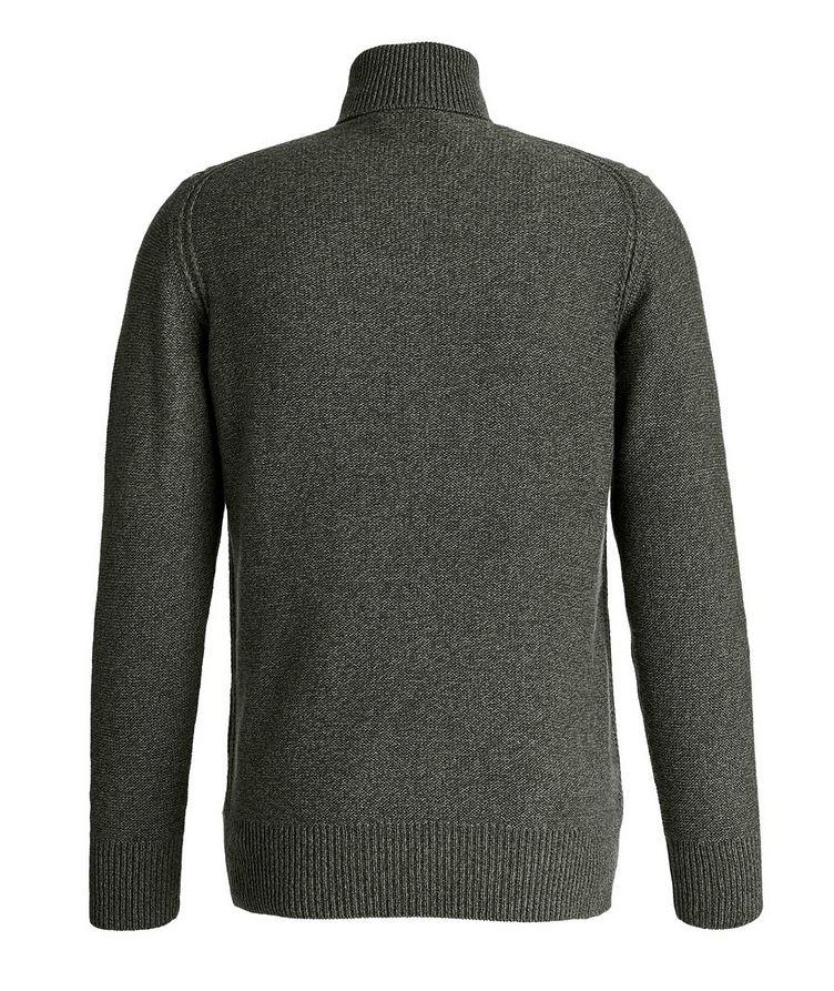 Knit Cashmere Turtleneck image 1