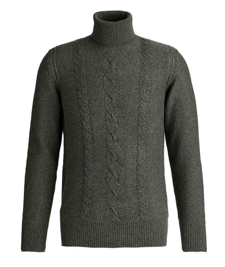 Knit Cashmere Turtleneck image 0