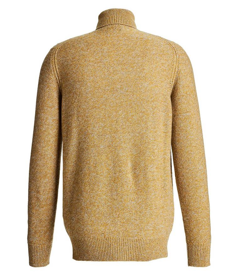 Knit Cashmere Turtleneck image 1
