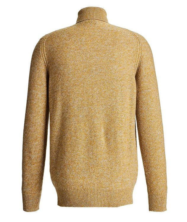 Knit Cashmere Turtleneck picture 2