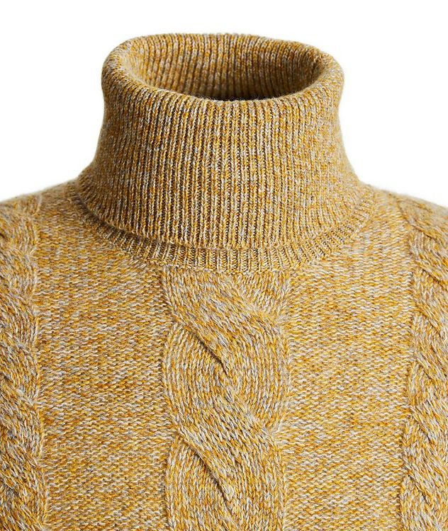 Knit Cashmere Turtleneck picture 3