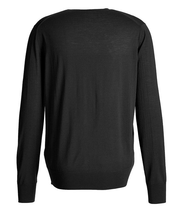 Wool Long-Sleeve T-Shirt picture 2