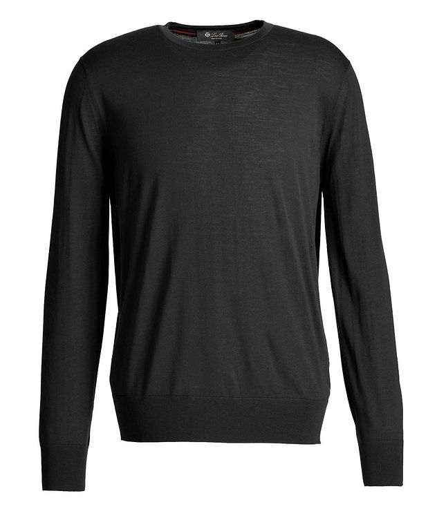 Wool Long-Sleeve T-Shirt picture 1