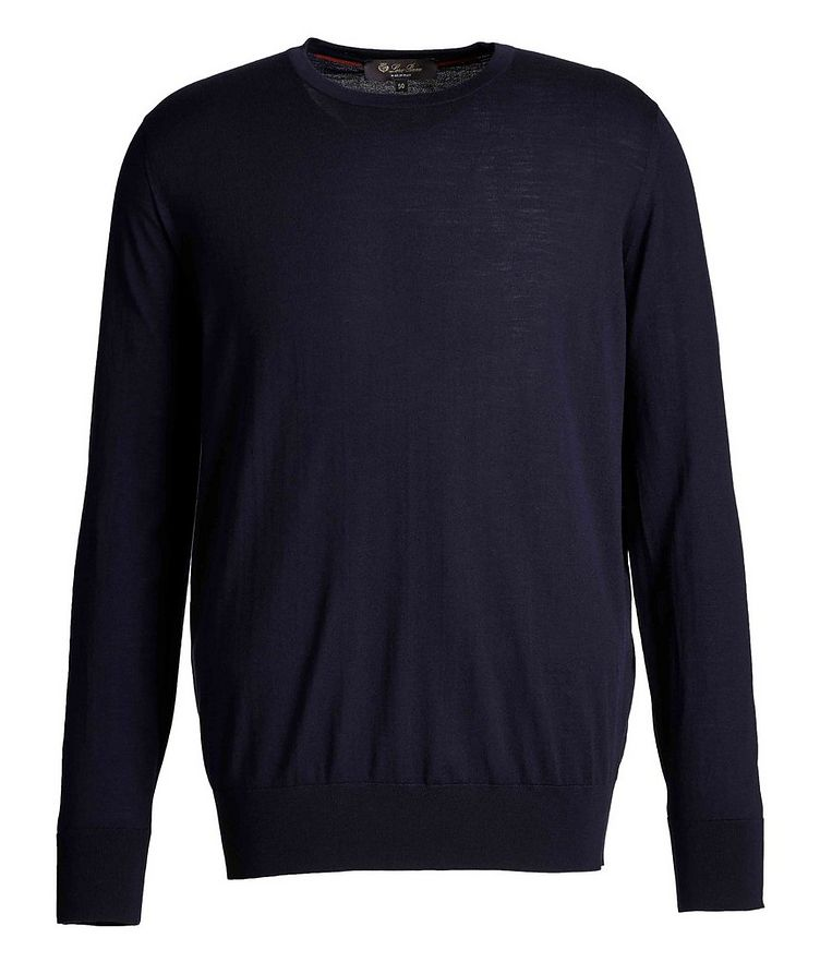 Wool Long-Sleeve T-Shirt image 0