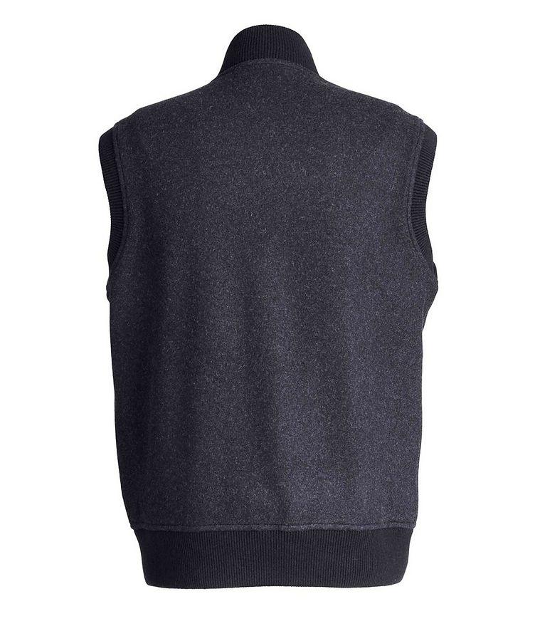 Cashmere Vest image 1