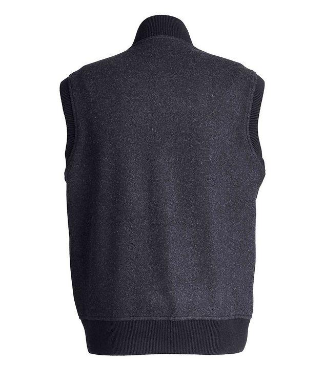Cashmere Vest picture 2