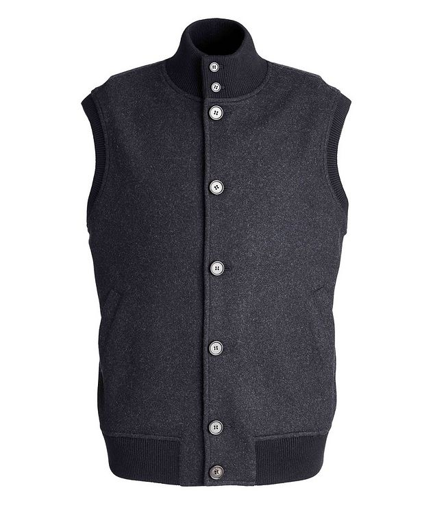 Cashmere Vest picture 1