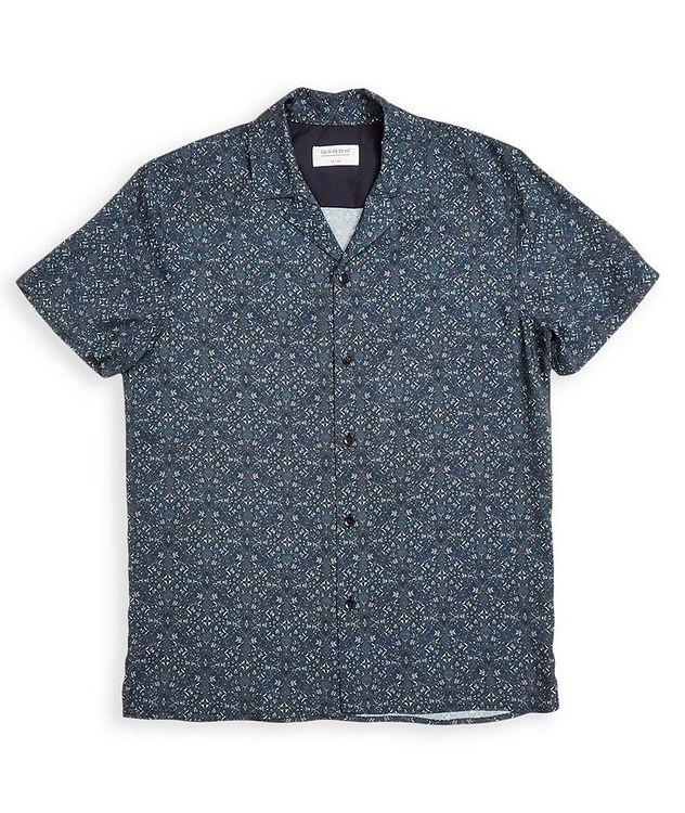 Ramiro Short-Sleeve Botanical-Printed Shirt picture 1
