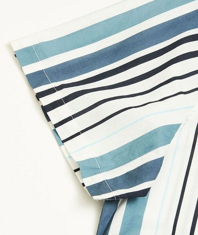 Ramon Short-Sleeve Striped Shirt picture 3