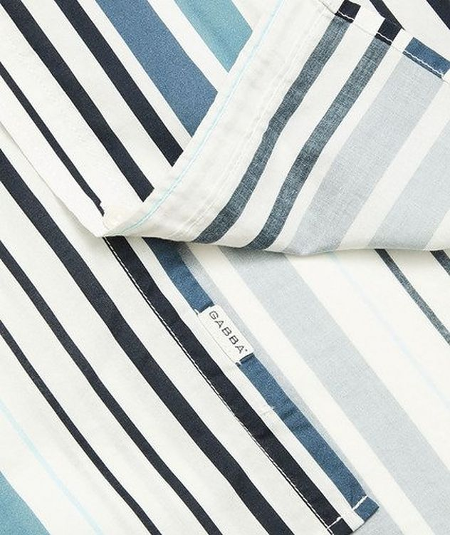 Ramon Short-Sleeve Striped Shirt picture 4