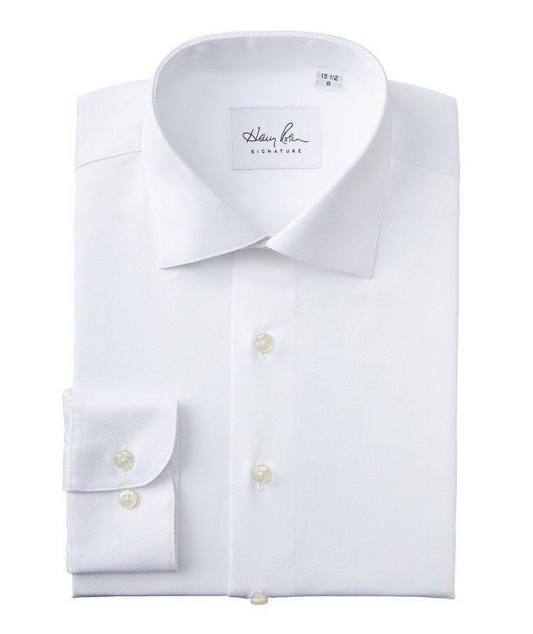 Chemise habillée en coton image 0