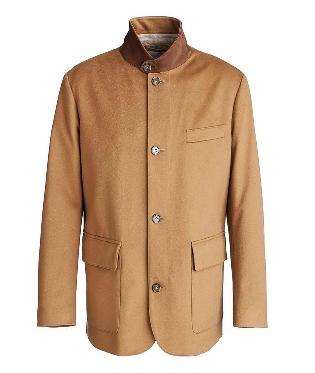 Roadster Cashmere Jacket picture 1