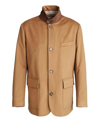 Loro Piana Roadster Cashmere Jacket