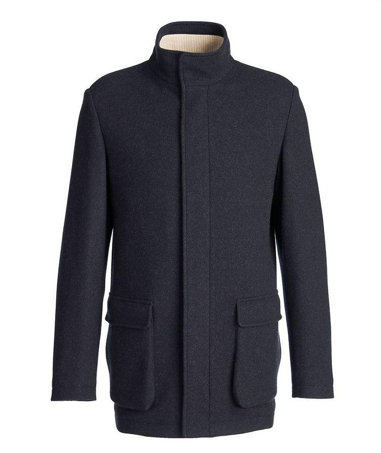 Voyager Cashmere-Blend Overcoat image 0