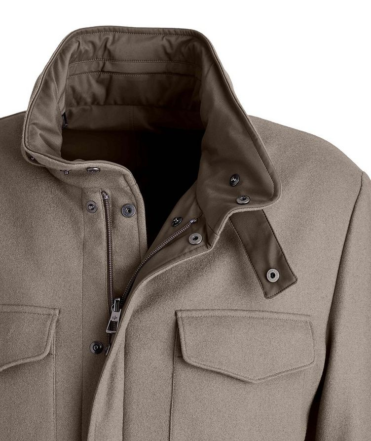 Reversable Traveller Jacket image 2