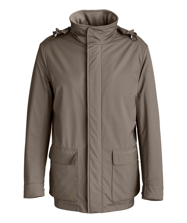 Reversable Traveller Jacket image 3