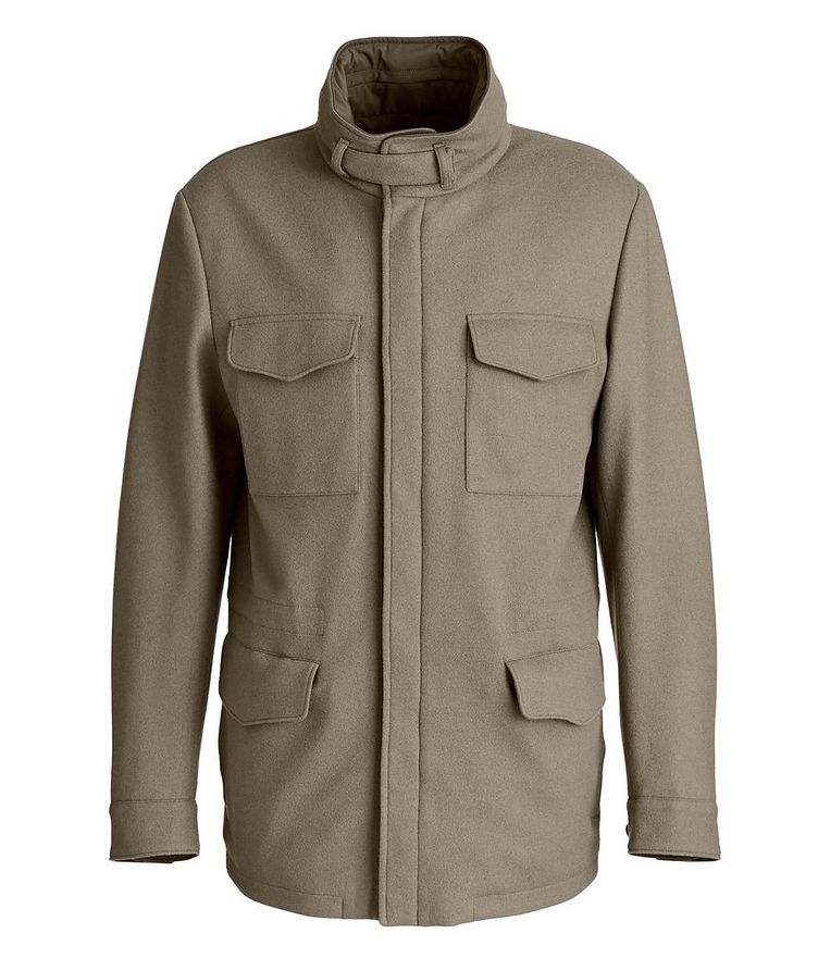Reversable Traveller Jacket image 0