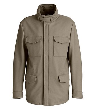 Loro Piana Reversable Traveller Jacket