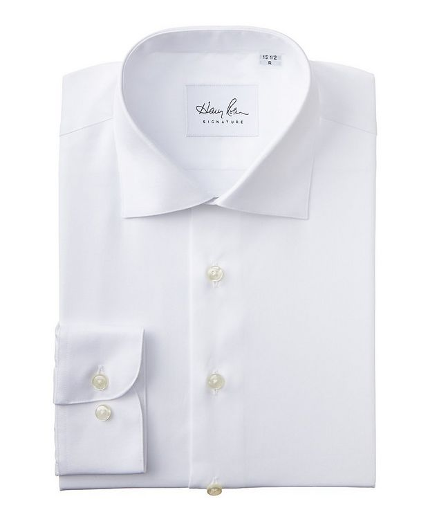 Contemporary Fit Cotton Dress Shirt picture 1