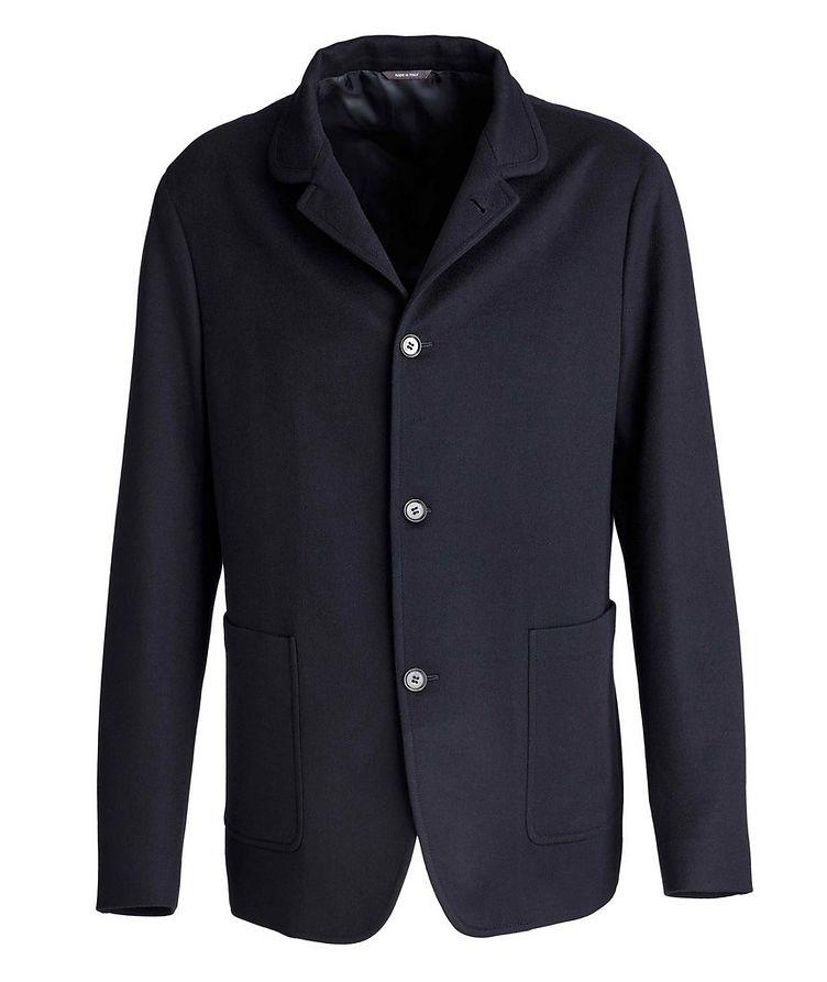 Rain System Cashmere Jacket image 0