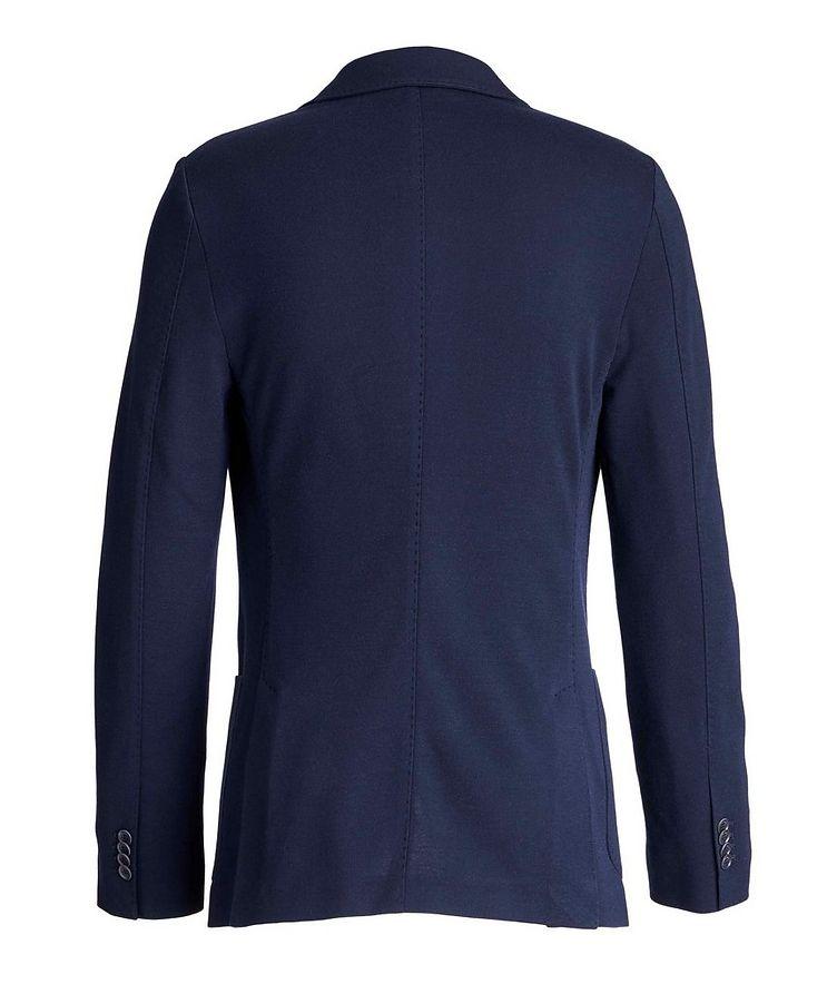 Wool-Blend Sweater Jacket image 2