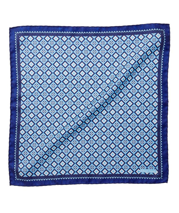 Silk Pocket Square image 0