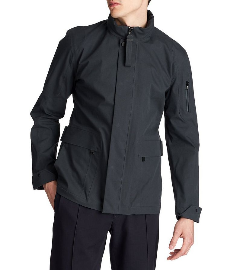 BREEZE Waterproof Field Jacket image 2