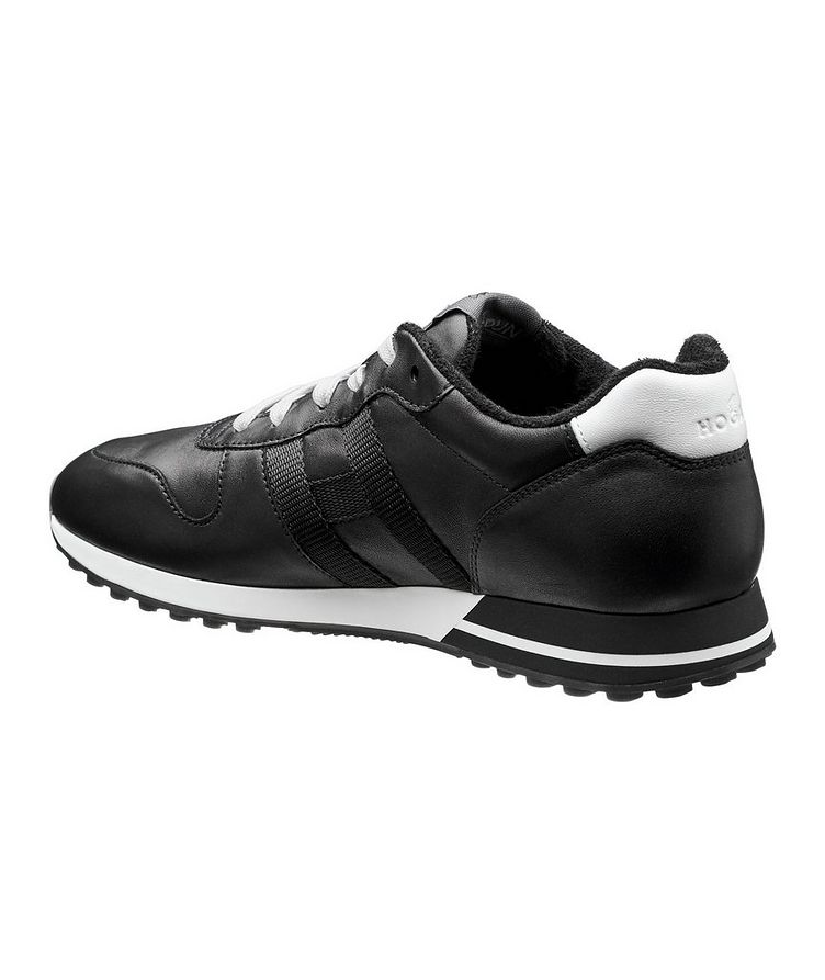 Leather Sneakers image 1