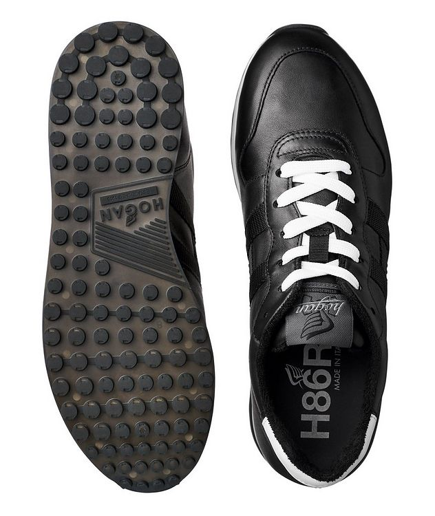 Leather Sneakers picture 3