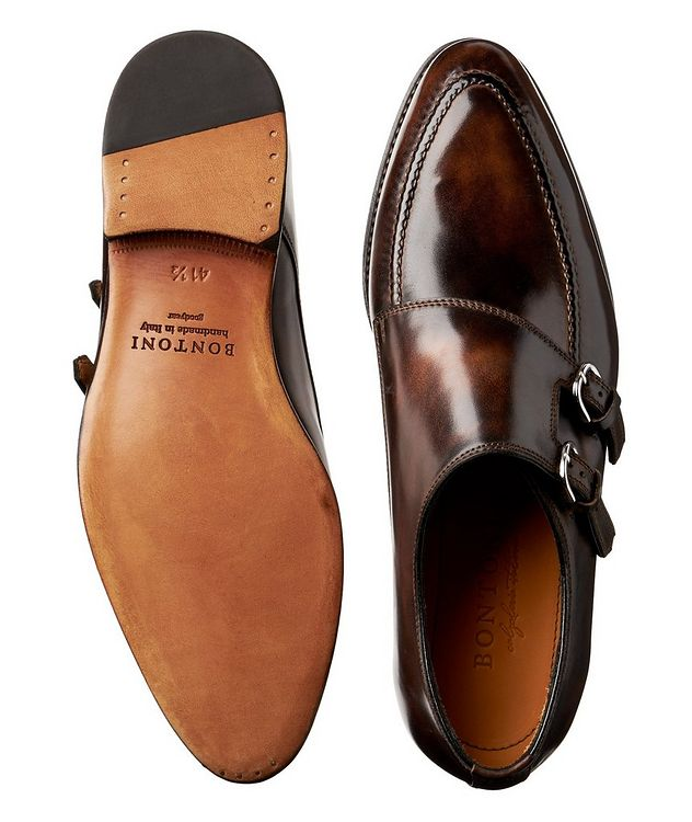 Burnished Double Monkstraps picture 3