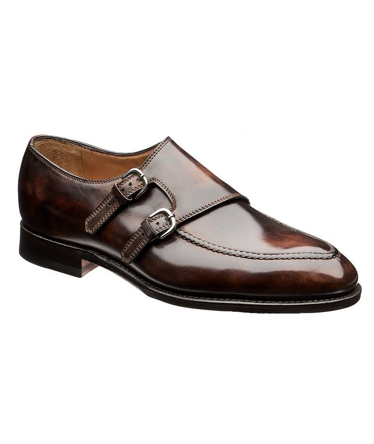 Burnished Double Monkstraps image 0