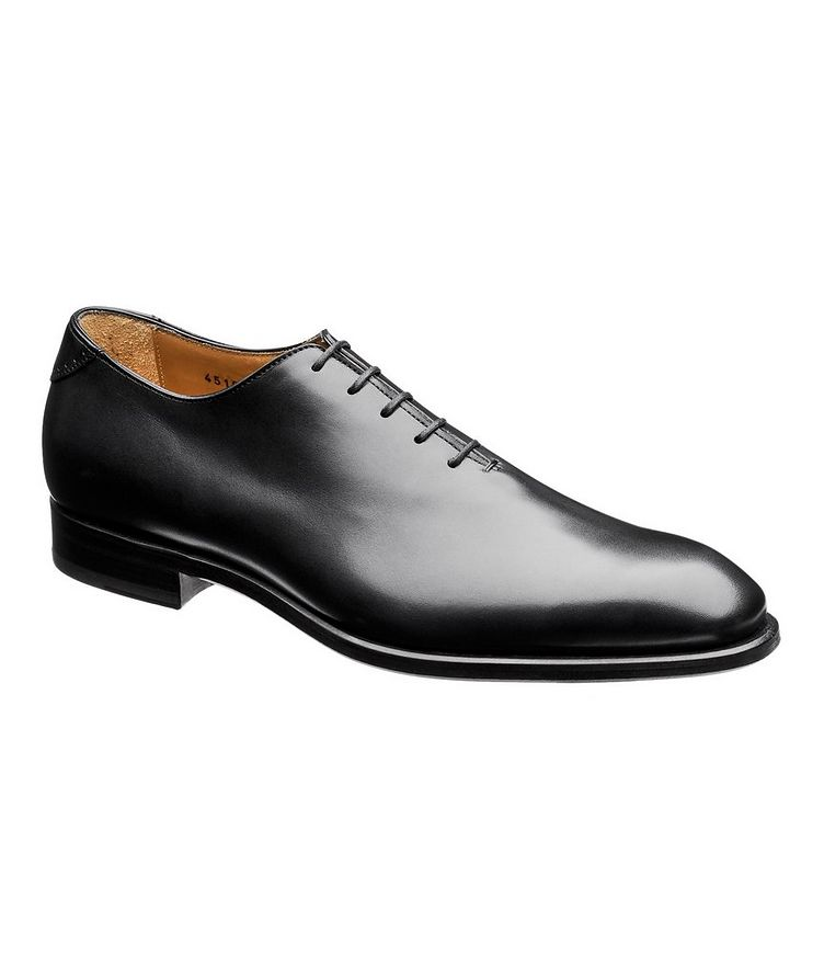 Leather Oxfords image 0